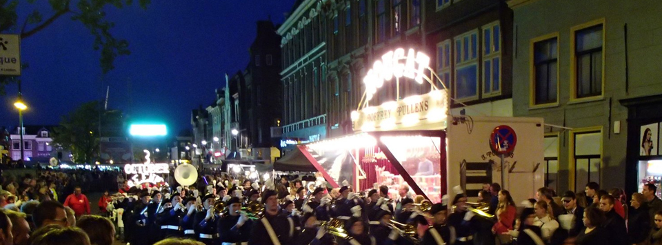 3-oktober-Leiden