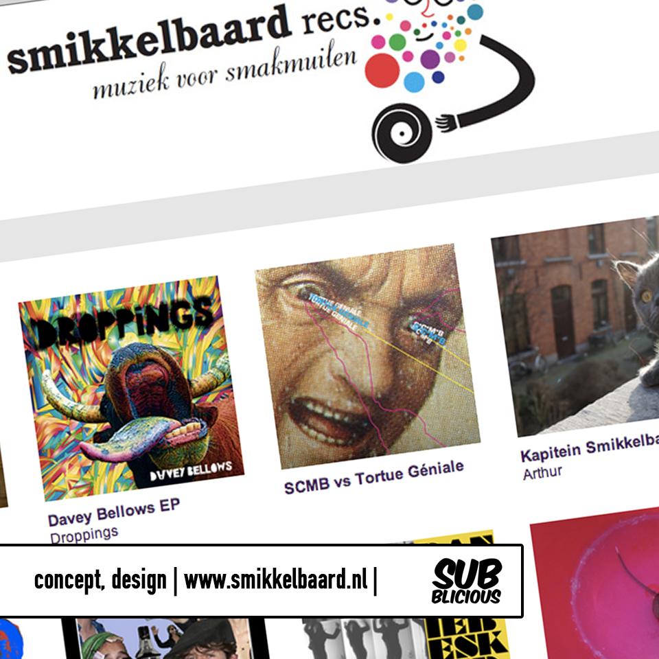 subblicious, project, smikkelbaard