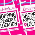 Ladytalk, shoppen en stad bekijken