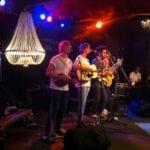 Cannonball Johnsons waren ook bij Cultuur071 Live in Scheltema