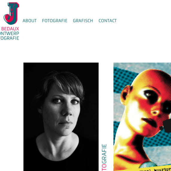 Janna Bedaux - homepage